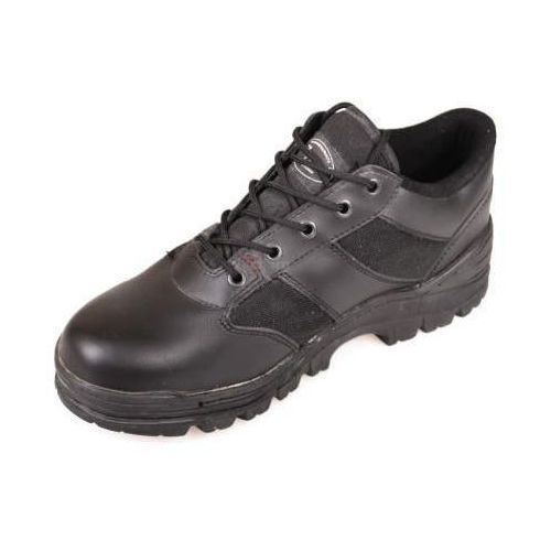 Buty Mil-Tec Security Low Thinsulate Leather/Polyamid 800D black (17870) (2010000020562)