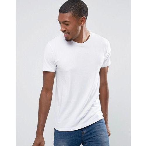 Esprit organic cotton t-shirt in white - White