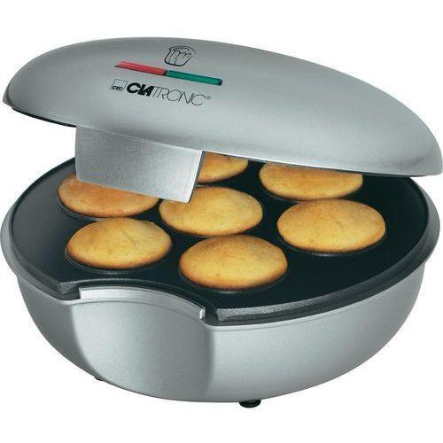 Clatronic Muffin maker mm3496, srebrny, czarny