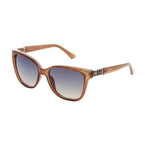 Okulary przeciwsłoneczne damskie - gu7385-72 marki Guess
