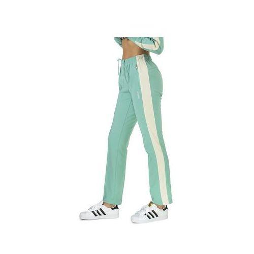 Spodnie w ess track pan z68494 - zielony ||turkusowy marki Reebok
