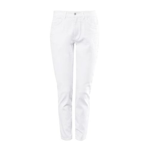 Q/S designed by Jeans Skinny Fit white, w 6 rozmiarach