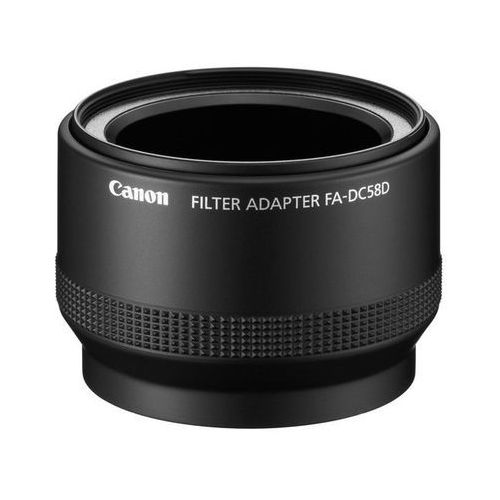 Canon filter adapter FA-DC58D, 6925B001