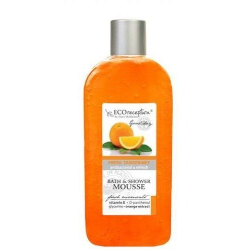 ECO RECEPTURA Fresh Tangerines - mus do kąpieli 300ml pcv