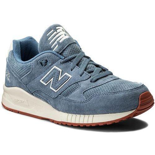 Sneakersy NEW BALANCE - M530VCB Niebieski, 42-46.5