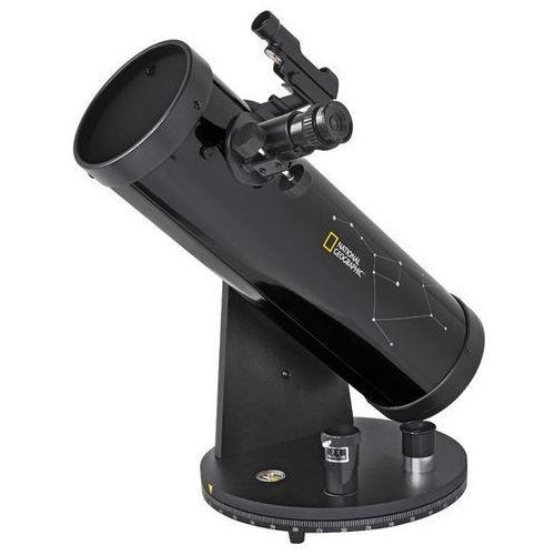 Teleskop national geographic dobson 114/500 + darmowy transport! marki Bresser