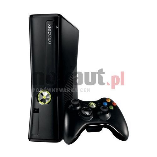 Konsola Microsoft Xbox 360 250GB - OKAZJE