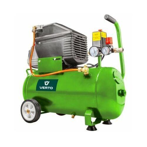 Verto Kompresor olejowy 73k002 24 litry (5902062730022)