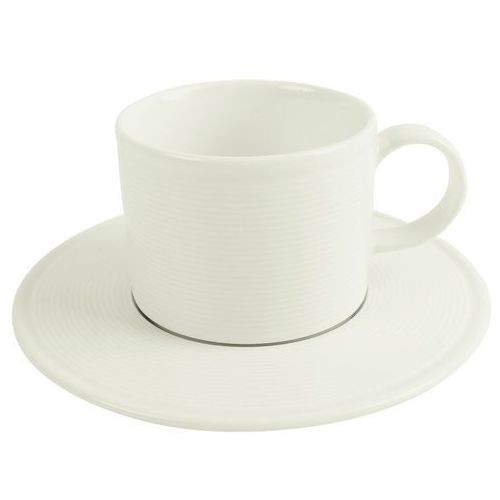 Filiżanka sztaplowana porcelanowa poj. 80 ml line marki Porland