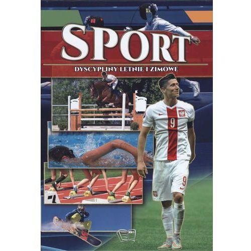 Sport Dyscypliny letnie i zimowe - Praca zbiorowa (9788377405215)
