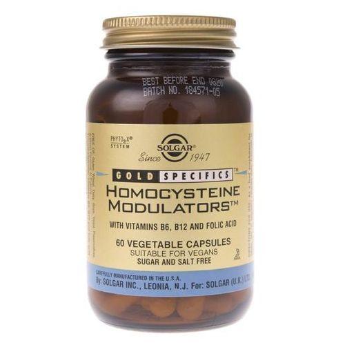 Kapsułki Solgar Modulatory Homocysteiny - 60 kapsułek