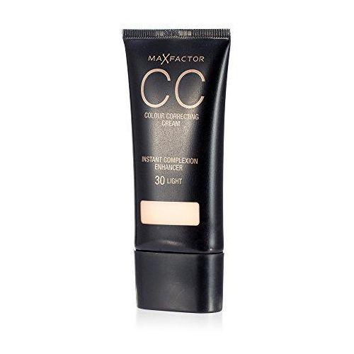 Max factor Cc colour correcting cream spf10 krem korygujący koloryt skóry 30 light 30ml