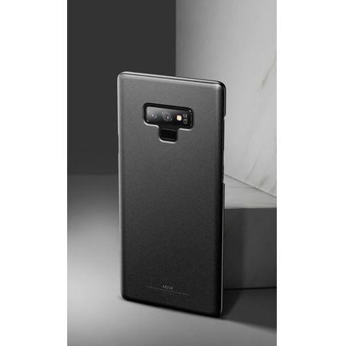 Etui MSVII Slim Case do Samsung Galaxy Note 9 Czerwone, kolor czerwony