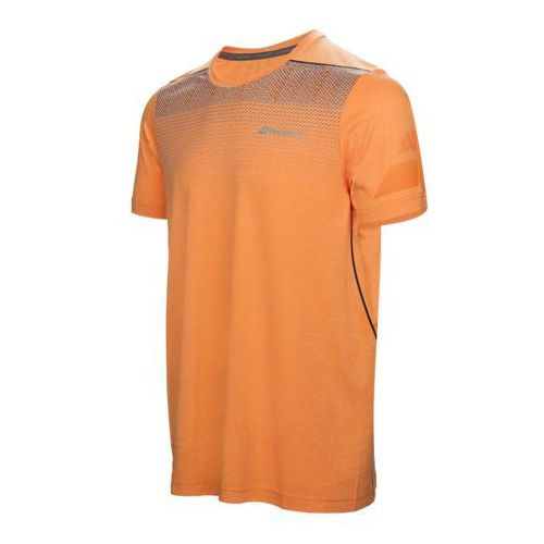 performance crew neck tee men - celosia orange marki Babolat