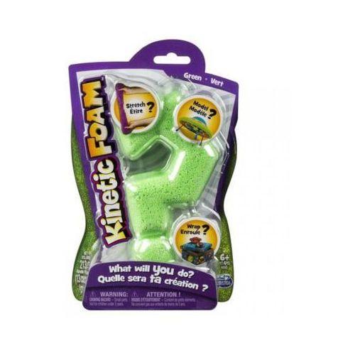 Kinetic Foam - pojedyncze opakowanie zielony