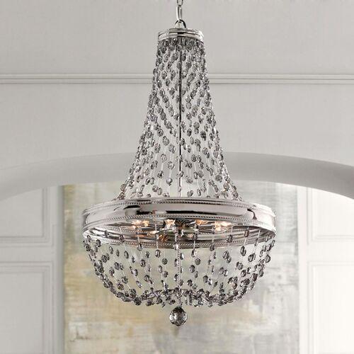 Lampa wisząca malia fe/malia8 - lighting - rabat w koszyku marki Elstead