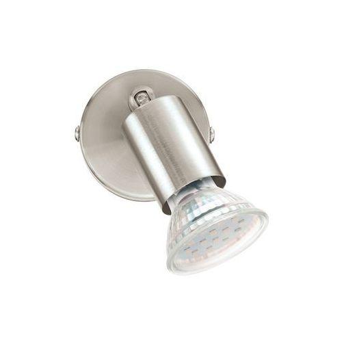Eglo Kinkiet buzz 92595 led oprawa lampa ścienna spot 1x3w gu10 (9002759925956)