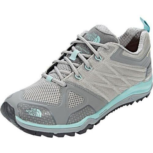 The North Face ULTRA FASTPACK II GTX Półbuty trekkingowe moon mist grey/agate green