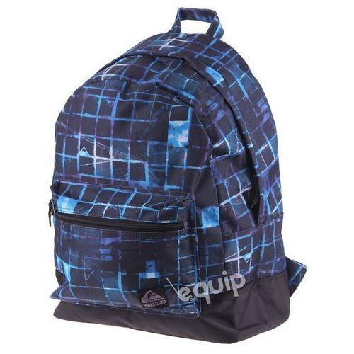 Quiksilver Plecak basic - blue check