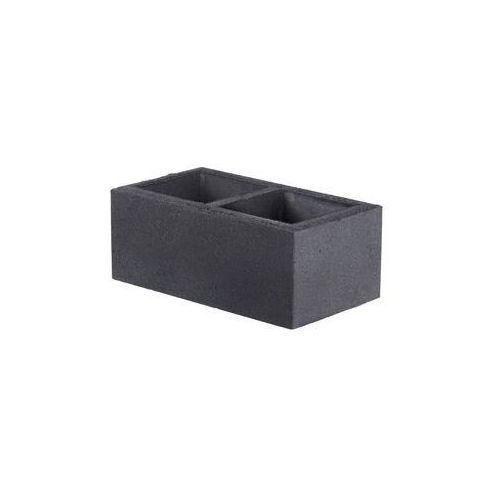 Bloczek murkowo-słupkowy 50.4 x 28 x 20 cm betonowy MERLO JONIEC
