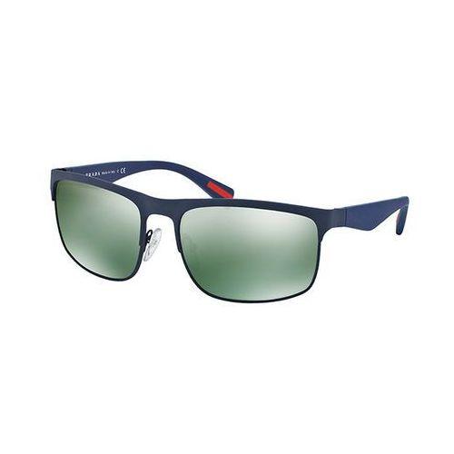 Prada linea rossa Okulary słoneczne ps56ps rubbermax tfy3c0