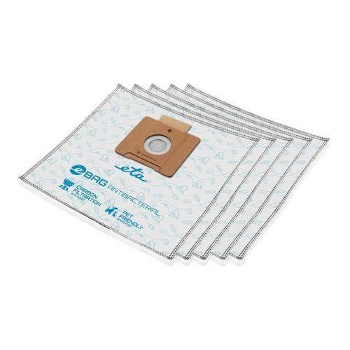 ETA Worki do odkurzacza eBAG Antibacterial 9600 68020 >> PROMOCJE - NEORATY - SZYBKA WYSYŁKA - DARMOWY TRANSPORT OD 99 ZŁ! (8590393258154)