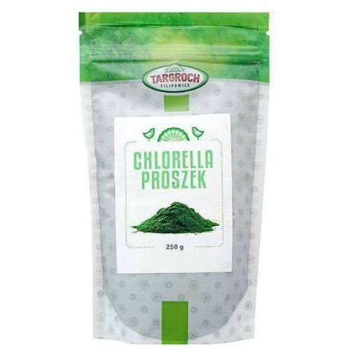 TARGROCH 250g Chlorella w proszku Suplement diety, TG027