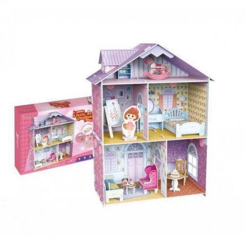 Cubicfun Puzzle 3d domek dla lalek mały artysta (6944588212018)