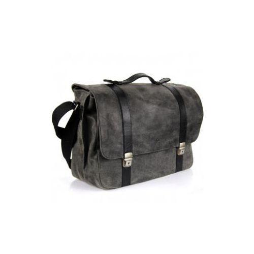 JAZZY RISK UP 136 teczka/ torba skóra naturalna firmy Daag na ramię na laptopa unisex