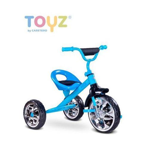 Toyz Rowerek trójkołowy  york blue