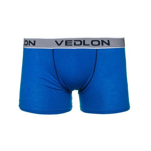 Bokserki męskie niebieskie denley v11, Vedlon