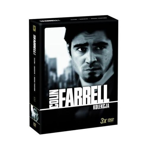 Gwiazdy kina: Colin Farrell: Telefon, Daredevil, Kraina tygrysów (3xDVD) - Mark Steven Johnson, Joel Schumacher - produkt z kategorii- Filmy wojenne