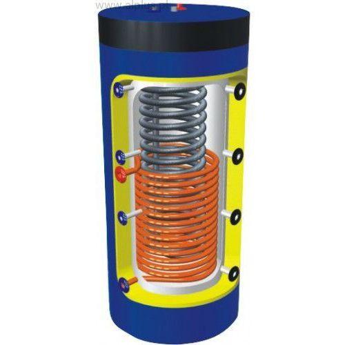 Zbiornik higieniczny spiro 1500l/7,5 1 wężownica 1w bufor wysyłka gratis marki Lemet