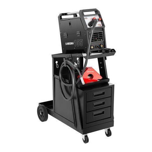 Stamos welding group wózek spawalniczy - 3 szuflady - 75 kg swg-wc-3d - 3 lata gwarancji