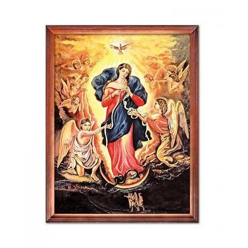 Produkt polski Obraz matka boża rozwiązująca węzły