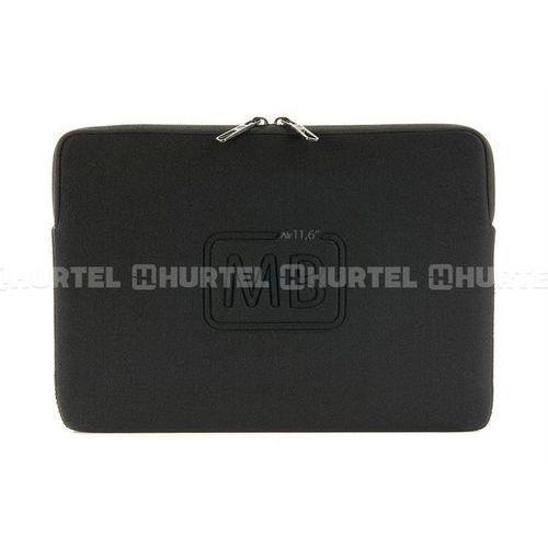 TUCANO Elements - Pokrowiec MacBook Air 11 (czarny), kolor czarny