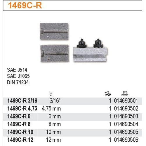 Beta Zestaw matryca i stempel do praski 1469c, model 1469c-r, 10mm, kategoria: pozostałe narzędzia