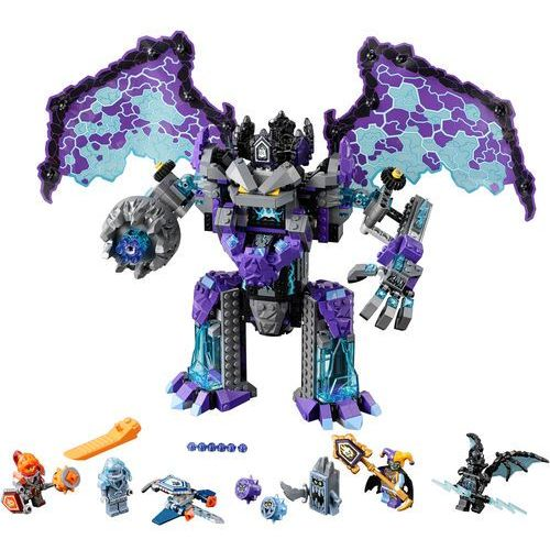 Lego NEXO KNIGHTS Niszczycielski kamienny kolos the stone colossus of ultimate destruction 70356