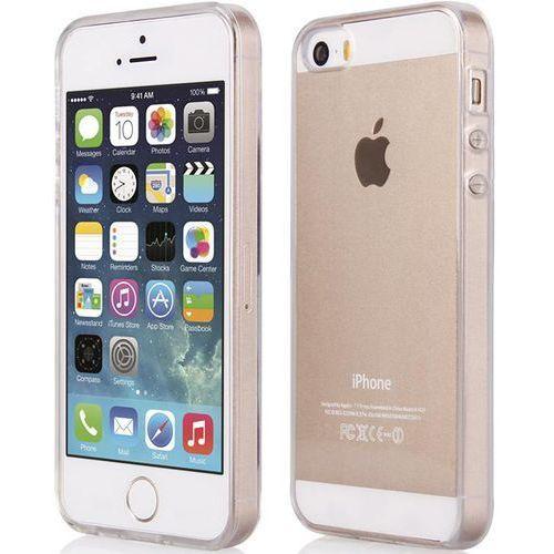 Etui QULT Back Case Clear do iPhone 5/5S/SE + Zamów z DOSTAWĄ JUTRO!