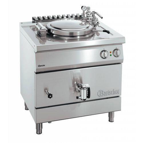 Kocioł warzelny elektryczny z pośrednim systemem grzania - 100 litrów marki Bartscher. Najniższe ceny, najlepsze promocje w sklepach, opinie.