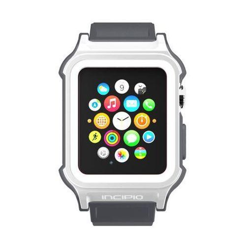 Incipio octane strap - pancerny pasek do apple watch 38mm (biały/szary) darmowa dostawa