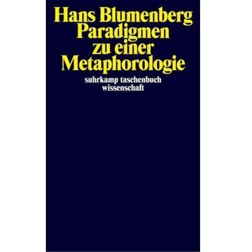 Paradigmen zu einer Metaphorologie (9783518289013)