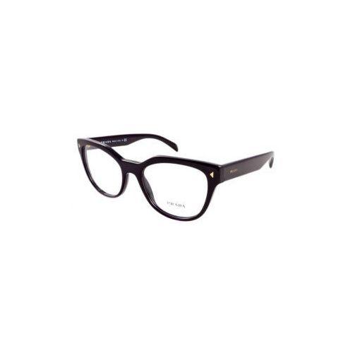Okulary  vpr 21s 1ab-1o1 marki Prada