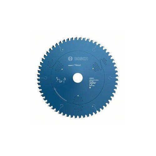 Tarcza do piły tarczowej Expert for Wood, 250 x 30 x 2,4 mm, 60 Bosch 2608642498, 1 szt., 2608642498