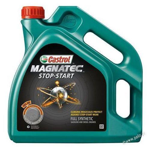 Olej Castrol Magnatec A5 5w30 4 litry Stop-Start