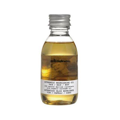 Davines Authentic Nourishing Oil | Olejek do twarzy, włosów i ciała - 140ml
