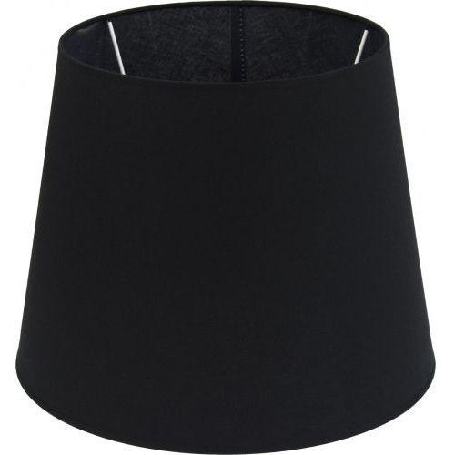 Abazurpl Abażur stożkowy czarny 28x38x31
