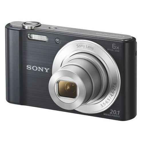 Sony Cyber-Shot DSC-W810. Najniższe ceny, najlepsze promocje w sklepach, opinie.