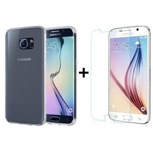 Zestaw Obudowa Ultra Slim + Szkło hartowane Perfect Glass Samsung Galaxy S6