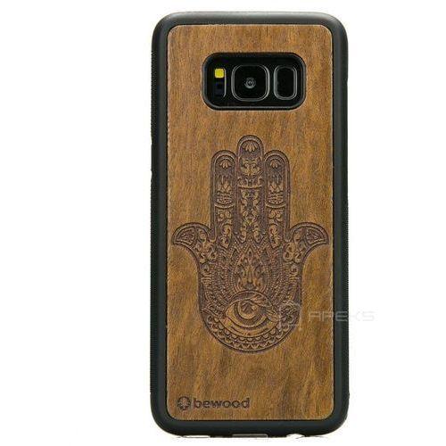 Bewood Hamsa Imbuia etui na telefon Samsung Galaxy S8 - Hamsa Imbuia (1205431599777)